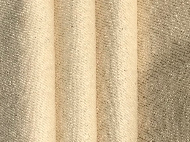 hemp organic cotton twill