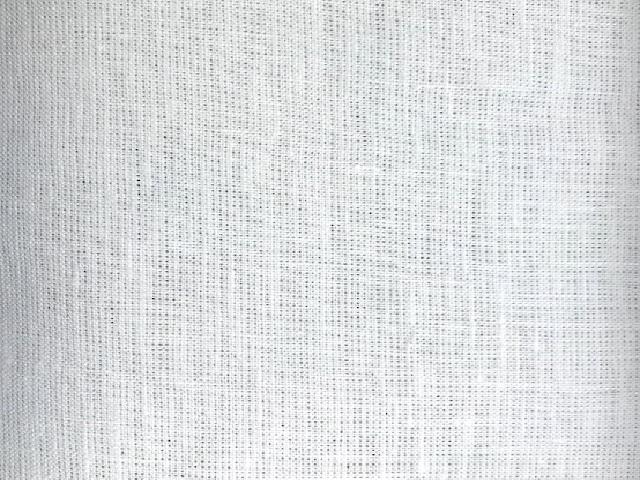 Hemp linen white