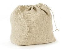 Hemp Draw String Bags