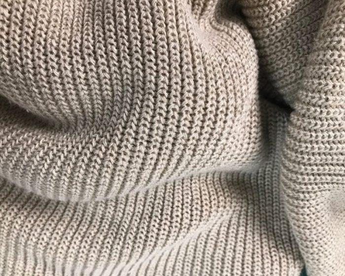 Hemp Knitted fabric