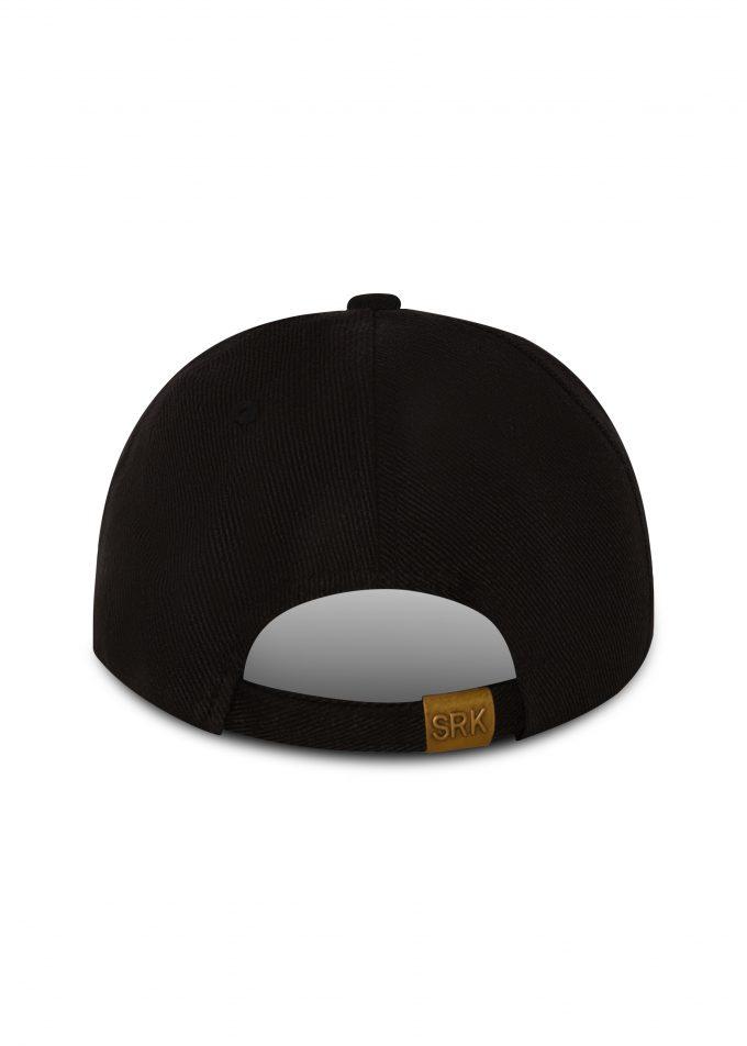 Rear view hemp cap